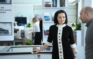 Интерактивный стол — Volkswagen
