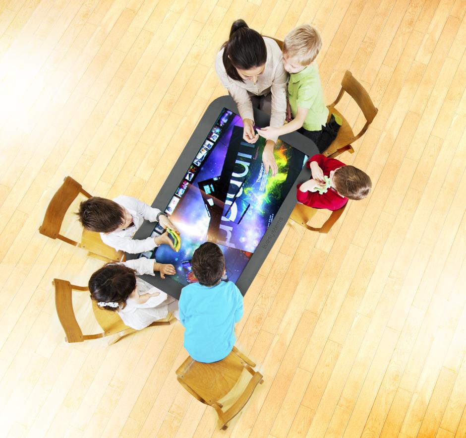 Интерактивный стол для школы