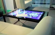 Интерактивный журнальный стол
